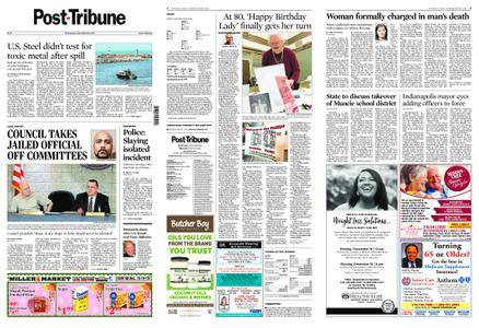 Post-Tribune – December 13, 2017