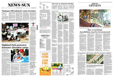 Lake County News-Sun – July 17, 2019