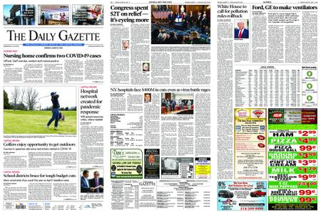 The Daily Gazette – March 31, 2020