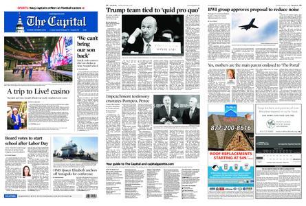 The Capital – November 21, 2019