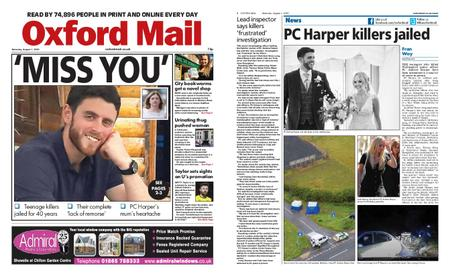 Oxford Mail – August 01, 2020
