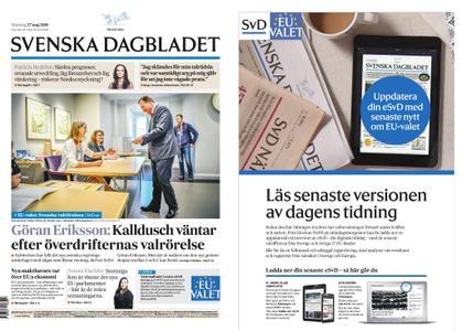 Svenska Dagbladet – 27 maj 2019