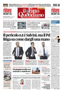 Il Fatto Quotidiano - 12 agosto 2019
