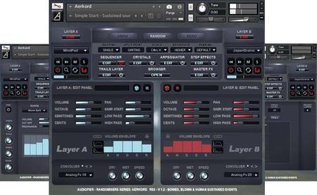 Audiofier Aerkord v1.2.1 KONTAKT