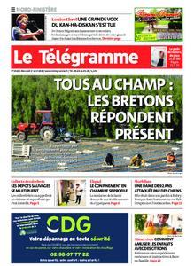 Le Télégramme Brest Abers Iroise – 01 avril 2020