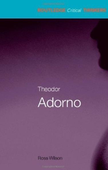 Theodor Adorno [Repost]