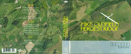 Mike Oldfield - Hergest Ridge (1974) [2010, 2CD + DVD Deluxe Edition] Repost
