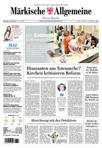Märkische Allgemeine Dosse Kurier - 17. April 2018