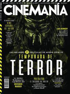 Cinemania - septiembre 2018