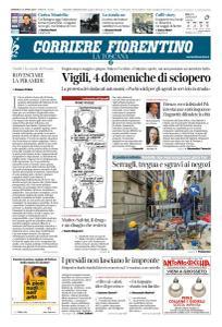 Corriere Fiorentino La Toscana - 14 Aprile 2019