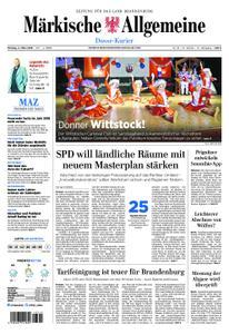 Märkische Allgemeine Dosse Kurier - 04. März 2019