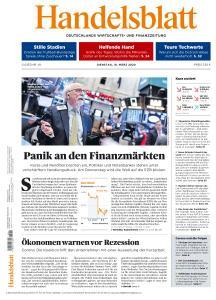 Handelsblatt - 10 März 2020