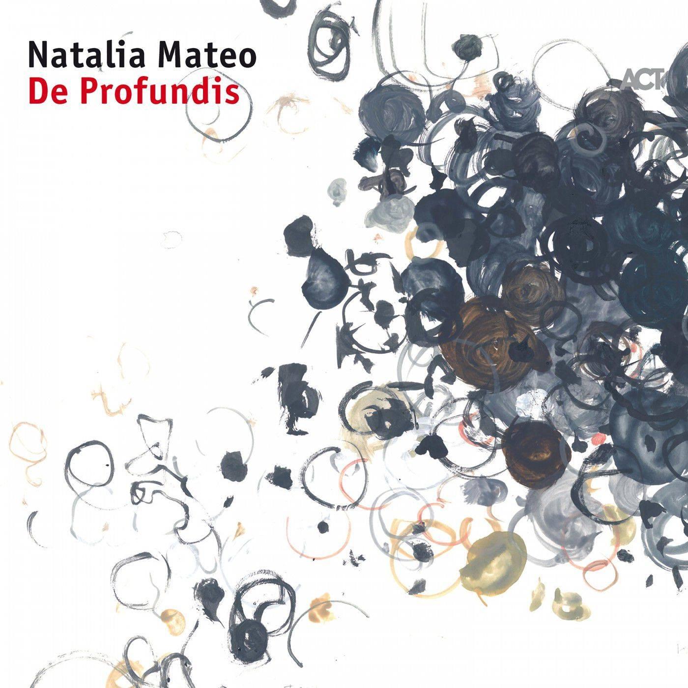 Natalia Mateo - De Profundis (2017) [Official Digital Download 24-bit/96kHz]