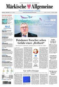 Neue Oranienburger Zeitung - 07. August 2018