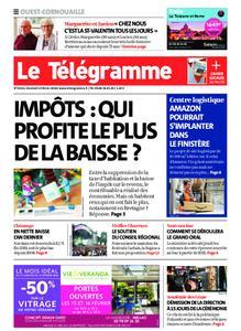 Le Télégramme Ouest Cornouaille – 14 février 2020