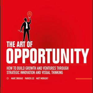 «The Art of Opportunity: How to Build Growth and Ventures Through Strategic Innovation and Visual Thinking» by Parker Le