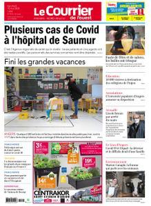 Le Courrier de l'Ouest Angers – 15 mai 2020