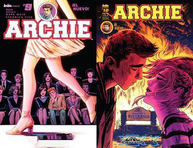 All New Archie #9-10