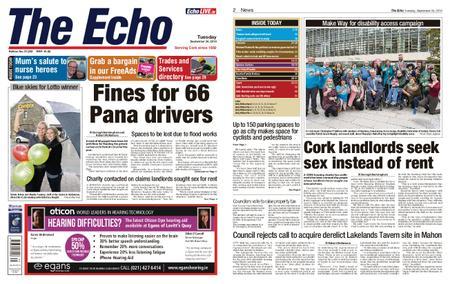Evening Echo – September 24, 2019