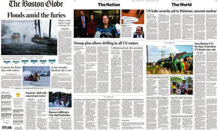 The Boston Globe – January 05, 2018