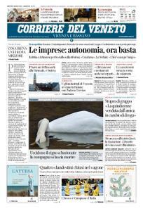 Corriere del Veneto Vicenza e Bassano – 07 maggio 2019