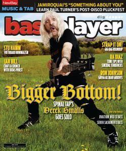 Bass Player - May 2018