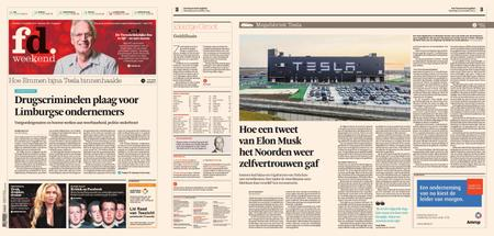 Het Financieele Dagblad – 23 november 2019