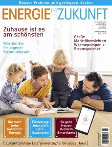 Das Einfamilienhaus Sonderheft Energie + Zukunft - Nr.2 2020