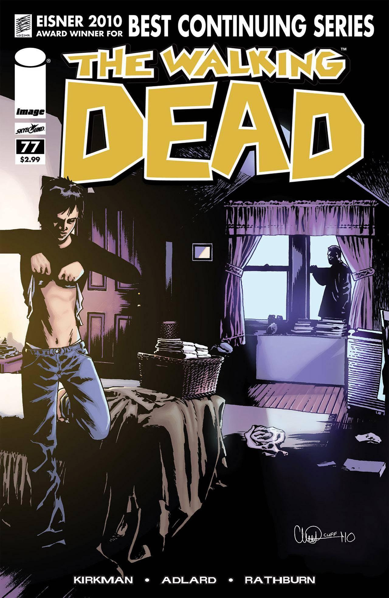Walking Dead 077 2010 digital