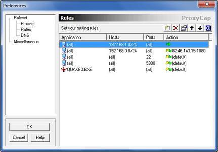 ProxyCap 5.32