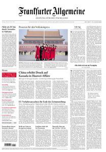 Frankfurter Allgemeine Zeitung F.A.Z. - 05. März 2019