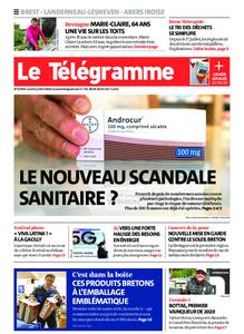 Le Télégramme Brest Abers Iroise – 06 juillet 2020