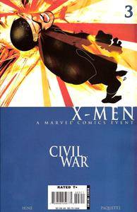 Civil War - X-Men 03