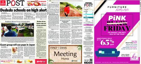The Guam Daily Post – November 24, 2019