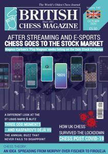 British Chess Magazine - October 2020
