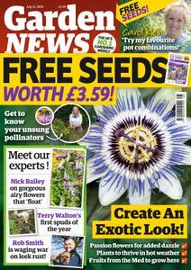 Garden News – 07 July 2020