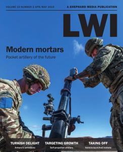 Land Warfare International - April/May 2019
