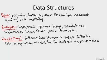 Stanford University: Coursera - Algorithms: Design and Analysis, Part 2 (2013)