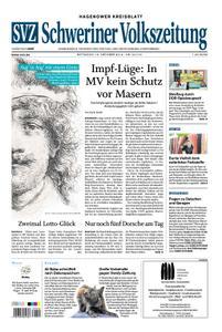 Schweriner Volkszeitung Hagenower Kreisblatt - 16. Oktober 2019