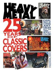 Heavy Metal: 25 Years of Covers by John Workman