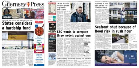 The Guernsey Press – 12 March 2020