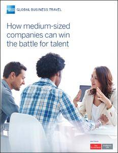 The Economist (Intelligence Unit) - How medium-sized businesses can win the battle for talent (2017)