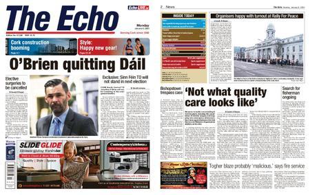 Evening Echo – January 06, 2020