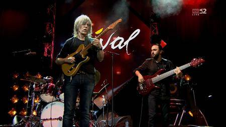 Mike Stern & Randy Brecker Band - Estival Jazz Lugano 2017 [HDTV 720p]