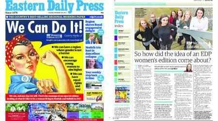 Eastern Daily Press – November 28, 2017