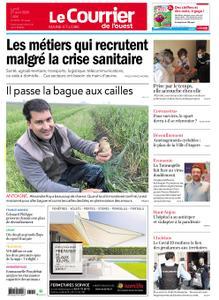 Le Courrier de l'Ouest Angers – 27 avril 2020