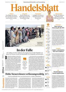 Handelsblatt - 19 August 2021