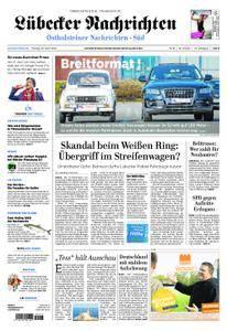 Lübecker Nachrichten Ostholstein Süd - 20. April 2018