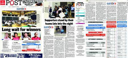The Guam Daily Post – August 26, 2018