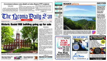 The Laconia Daily Sun – July 09, 2020